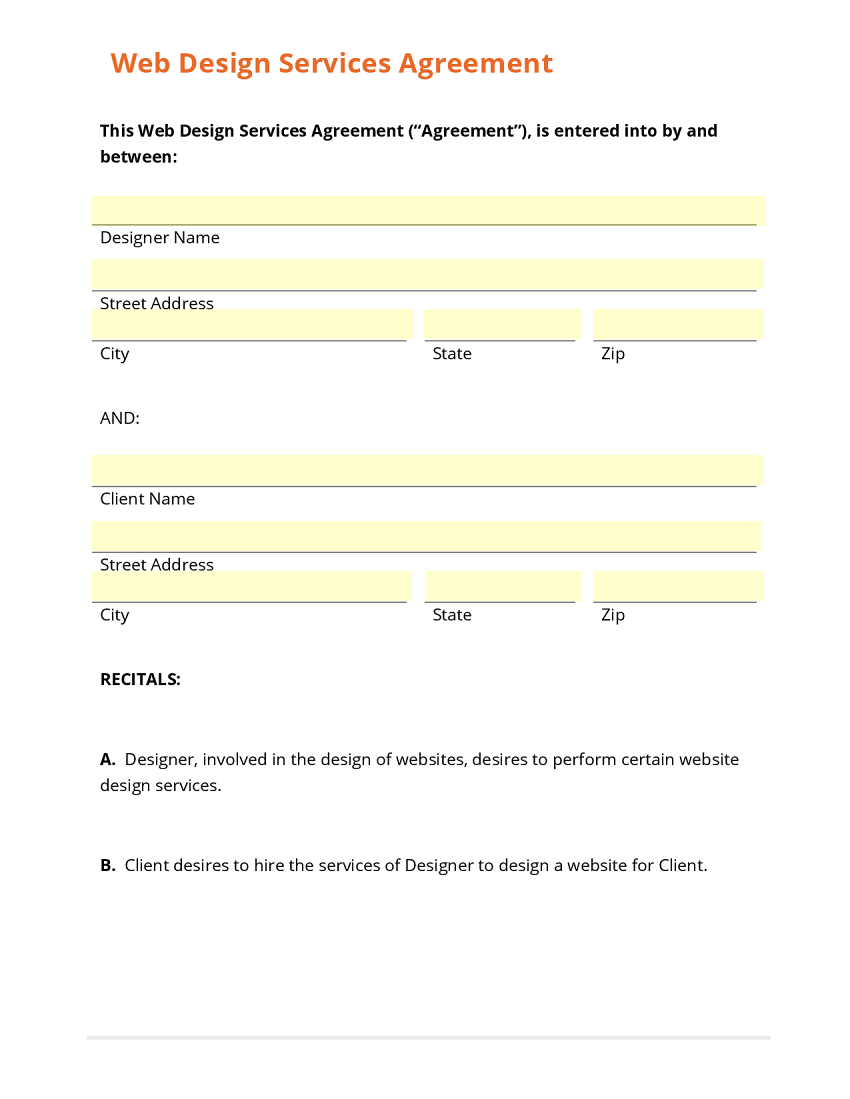 web service contract template | Mytemplate.co
